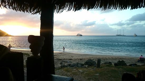Aqua Restaurant: Bar View