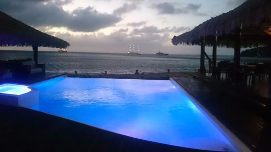Aqua Restaurant: Pool