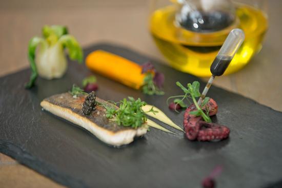 Geinberg, Österreich: Restaurant AQARIUM