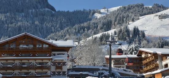 BEST WESTERN PREMIER Kaiserhof Kitzbühel: Wintertraum im KAISERHOF