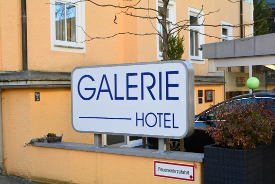 Aussen Bild Von Galerie Hotel Bad Reichenhall Tripadvisor