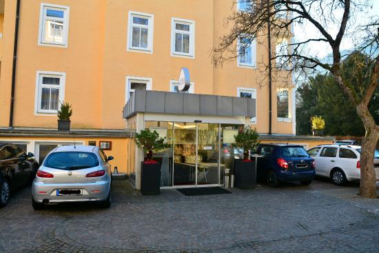 Eingangsbereich Bild Von Galerie Hotel Bad Reichenhall Tripadvisor