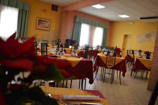 Sala Da Pranzo Rustica : Rustica sala da pranzo molto accogliente ci si sente a casa