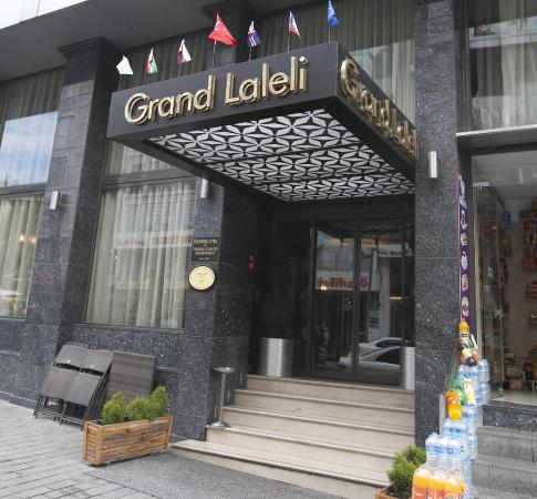 Yigitalp hotel prices reviews istanbul turkey for Laleli hotel istanbul