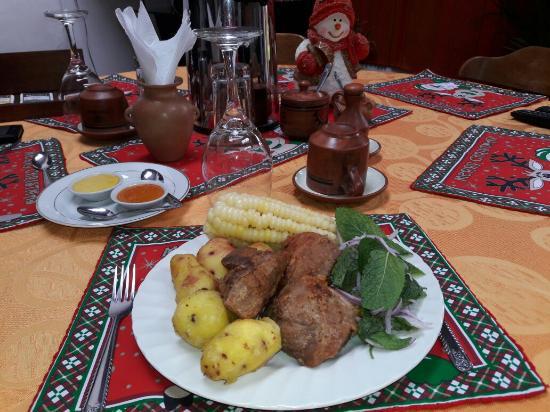 Huayocari, Peru: 20160101_135732_large.jpg