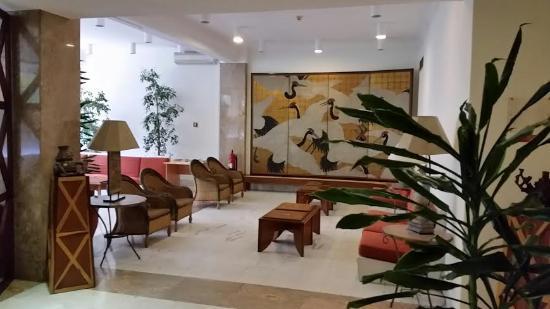 Amazonia Lisboa Hotel: Hall 1 Amazonia