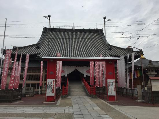 Ryufukuji Temple: 1