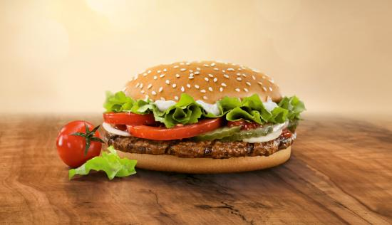 Burger King Restauration