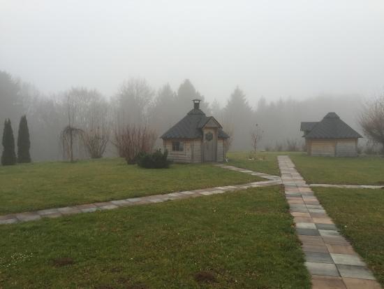 Unterlamm, Austria: View from the room