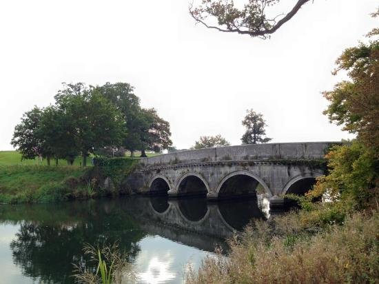 Carton House Hotel & Golf Club: Bridge