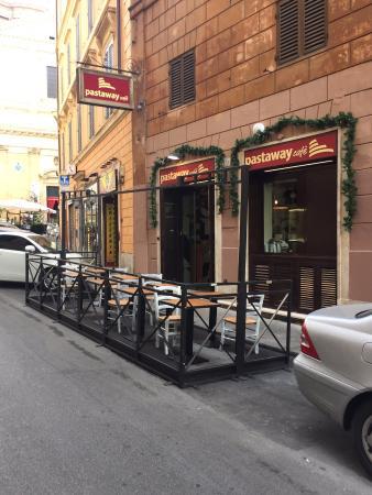 Pastaway Cafe