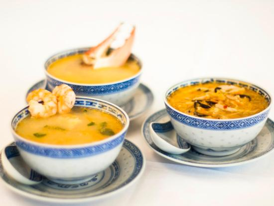 Beihai Restaurant: Seafood and Meat Soups