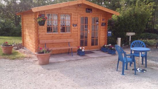 Grandpre, ฝรั่งเศส: Accueil camping
