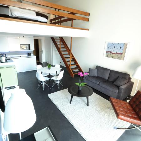 Woluwe-St-Pierre, Bélgica: New duplex