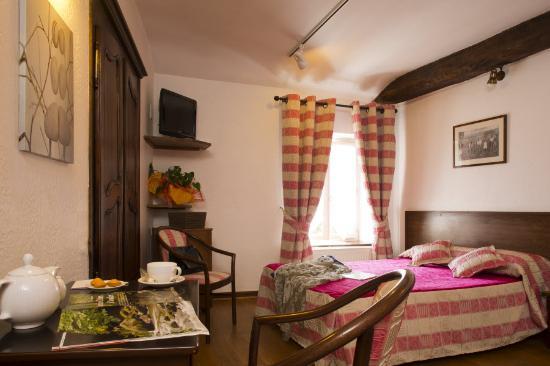 Sennece-les-Macon, ฝรั่งเศส: Chambre grand confort