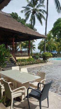 beachwalk di area hotel picture of kila senggigi beach lombok rh tripadvisor ca