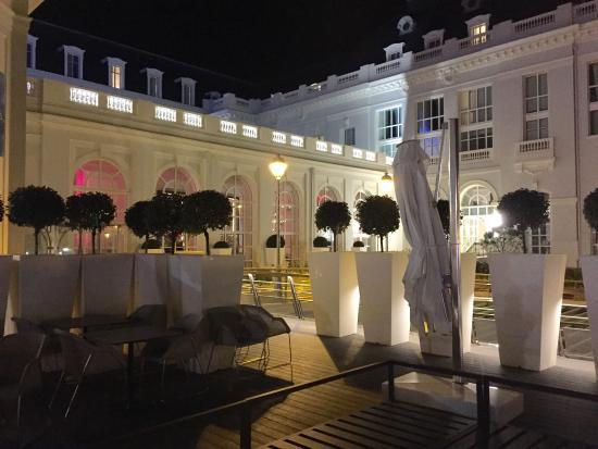Photo de cures marines trouville hotel thalasso spa trouville tripadvisor - Hotel cures marines trouville ...