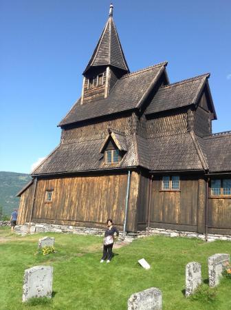 Sogn og Fjordane, Noruega: Urnes  Stavkyrkje - Solvorn Norvegia