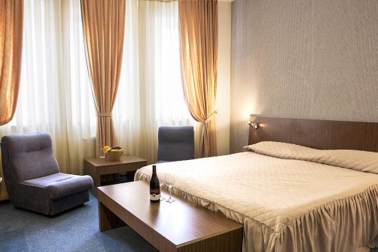 Diter Hotel: Double room with kingsize bed