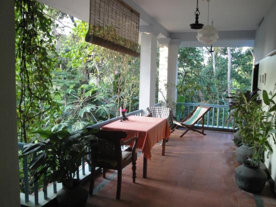 Villa Jacaranda: terrace room nr. 3