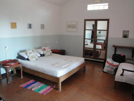 Villa Jacaranda: spacious rooftop room