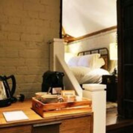 Aldermaston, UK: Indulgence room