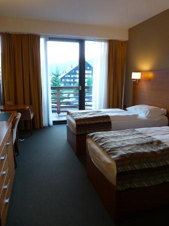 Bohinj ECO Hotel: Room view