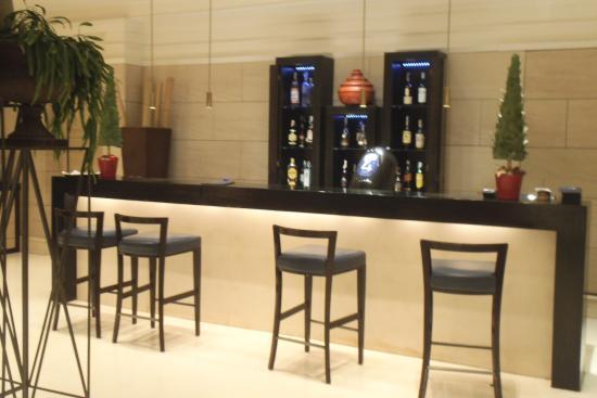 Rose Garden Palace: Bar In Hotel
