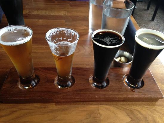 Kalona, IA: Good brew
