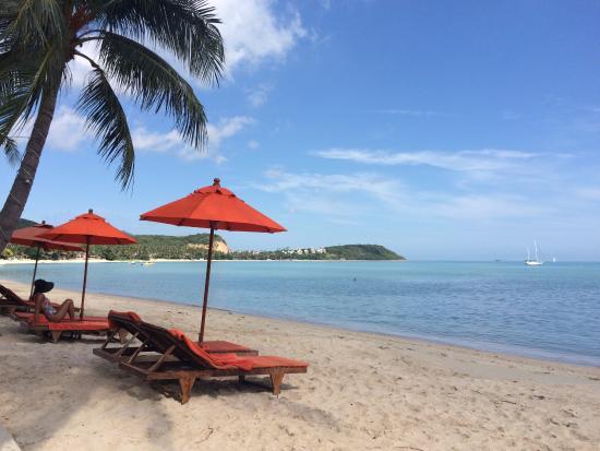 Secret Garden Beach Resort: spiaggia