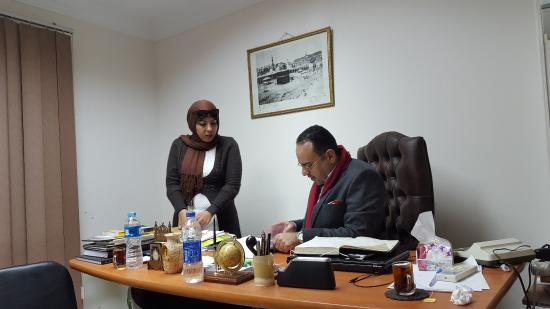 Egypt Tailor Made Day Tours: Mr. Waleed and Ms. Laila