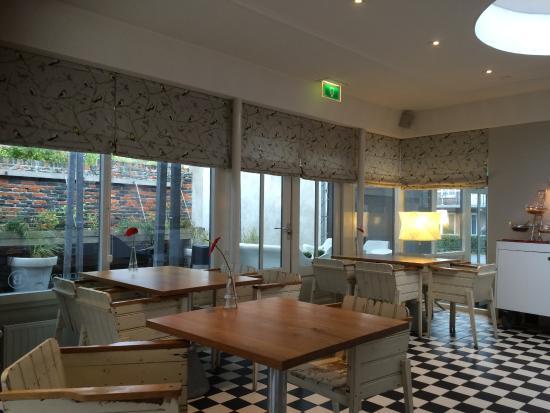 Hotel Bommelje: Frühstücksraum