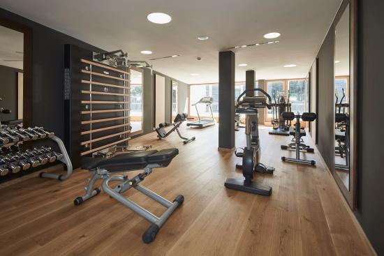 cardio fitnessraum bild von das kronthaler achenkirch tripadvisor. Black Bedroom Furniture Sets. Home Design Ideas
