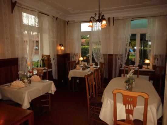 Landgasthof Hengstforder Mühle: Ein Anderer Speiseraum, Im Mühlen  Restaurant.