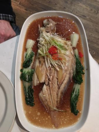 macau: Steamed Dover Sole
