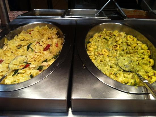 pasta picture of the buffet at bellagio las vegas tripadvisor rh tripadvisor com