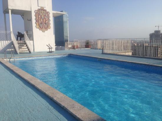 Gran Hotel Soloy & Casino: lo unico que nos gusto del hotel su piscina