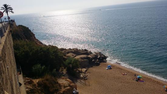 Hotel Catalonia: Можно выбрать пляж для двоих..