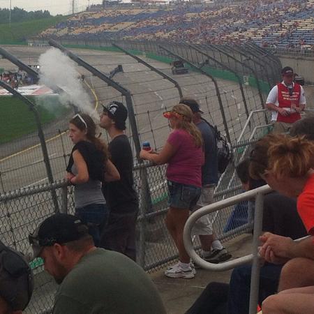 Sparta, Kentucky: E-vapor cigarettes