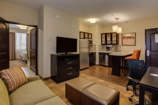 One Bedroom Suite at Staybridge Suites Eau Claire Altoona