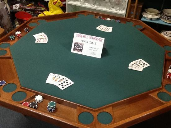 Wheat Ridge, Κολοράντο: Poker Table