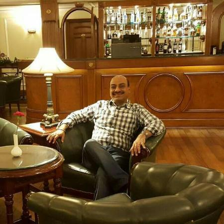 The Oberoi Cecil, Shimla: 1/1/2016