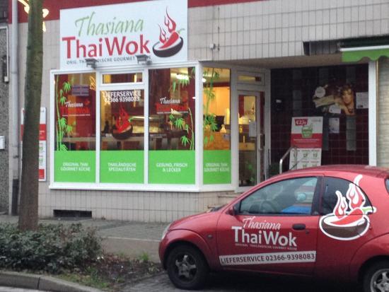 Thai Wok in Herten, Scherlebecker Str.