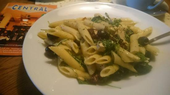 Cafe Central: Penne Vegan