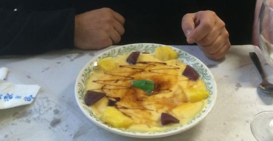 Llers, Spagna: Crème Catalane Francisqueta