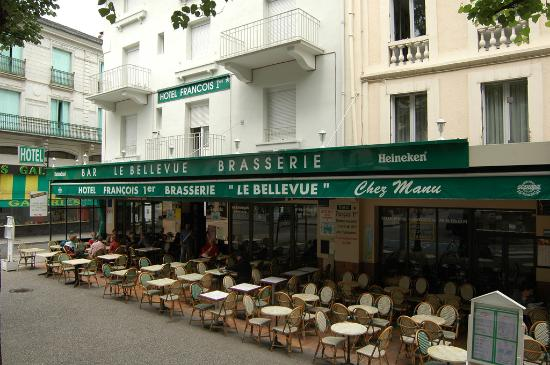Cafe Bellevue