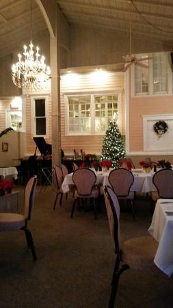 Mary's Restaurant: Atrium
