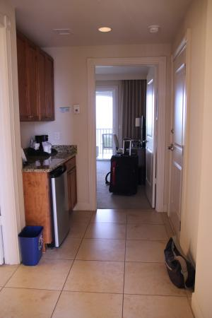 The Westin Cape Coral Resort At Marina Village: Entrance to Room