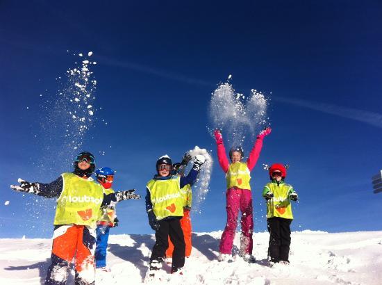 Ecole de ski 360 International : La neige fraiche !