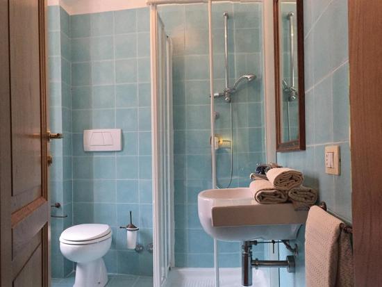 Convento di Santa Croce: servizi igienici